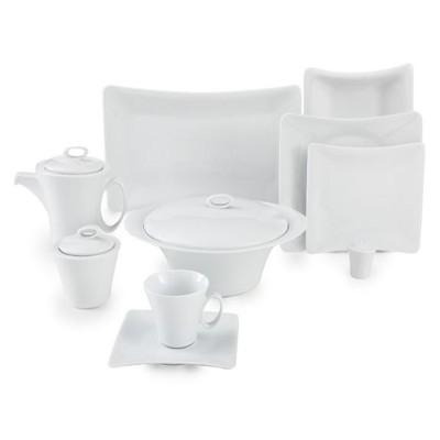 مدل ظروف چینی سفید