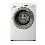 ماشین لباسشویی کندی 6 کیلویی مدل GC 1262D/K سفید درب کروم