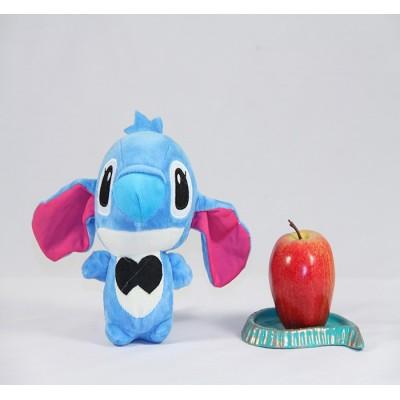 عروسک استیچ آبی