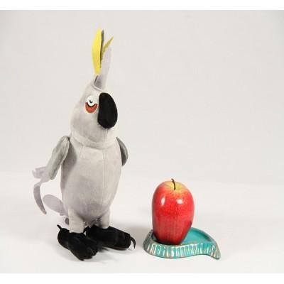 عروسک طوطی تپل