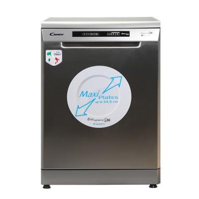 ماشین ظرفشویی کندی16نفره مدلCDP-1D64X/K سیلور