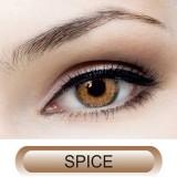 لنز چشم سولکو دور مشکی مدل Spice