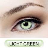 لنز چشم سولکو دور مشکی مدل Light green