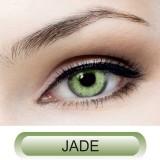 لنز چشم سولکو دور مشکی مدل Jade