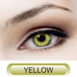 لنز چشم سولکو دور مشکی مدل Yellow