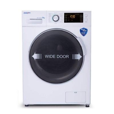 ماشین لباسشویی پاکشوما 9 کیلویی 1400 دور مدل 92404WT سفید