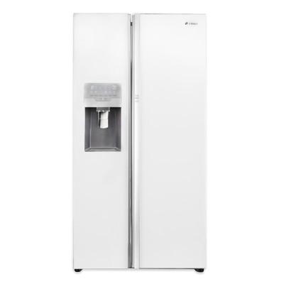یخچال فریزر ساید بای ساید اسنوا مدل S8 3350LW سفید
