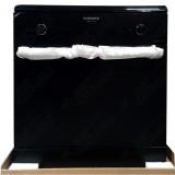 ماشین ظرفشویی رومیزی الگانس 10 نفره مدل WQP10 B مشکی