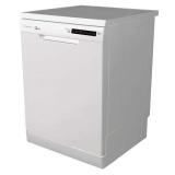 ماشین ظرفشویی کندی 16 نفره مدل CDPN 2D622 OW سفید