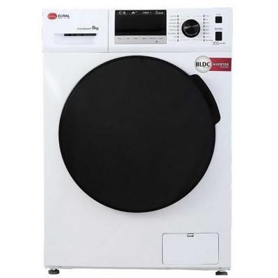 ماشین لباسشویی کرال 9 کیلویی 1400 دور مدل TFW 49403 سفید