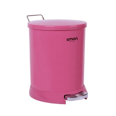 سطل گرد 15 لیتری لیمون