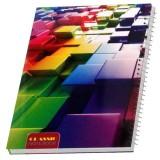 دفتر مشق 100 برگ مدل classic02 کد 49