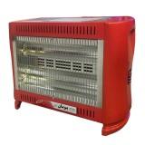 بخاری برقی 2200 وات 5 شعله فن دار پویان خزر مدل 2200