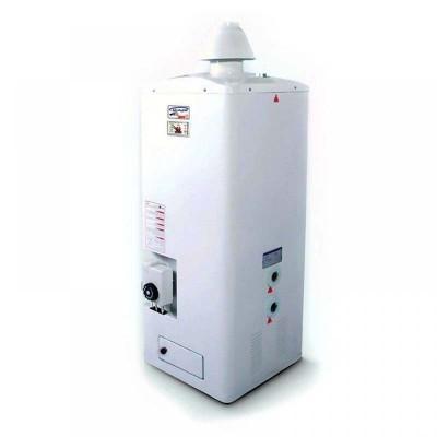 آبگرمکن گازی یخچالی ایستاده 200 لیتری گرمان گاز الکترواستیل