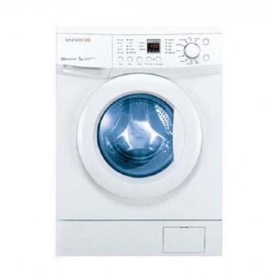 ماشین لباسشویی دوو تمام هوشمند 8 کیلویی مدل DWK-8110T سفید درب سفید