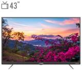 تلویزیون هوشمند ایکس ویژن مدل XT725 سایز 43 اینچ