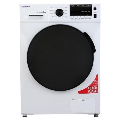 ماشین لباسشویی پاکشوما 9 کیلویی 1400 دور مدل TFU93403 سفید