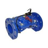 شیر برقی آبیاری چدنی هیدرولیکی برقی تکنیدرو Technidro ایتالیا 3 اینچی