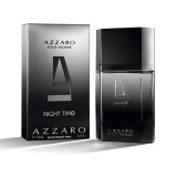ادوتویلت مردانه AZZARO POUR HOMME NIGHT TIME 50ml