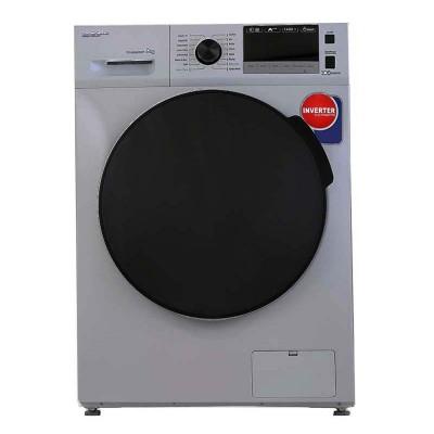 ماشین لباسشویی 9 کیلویی پاکشوما 1400 دور مدل TFI93402 رنگ سیلور