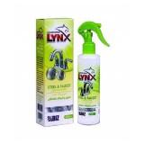 اسپری پاک کننده استیل و شیرآلات لینکس Linx