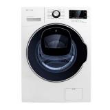 ماشین لباسشویی 8 کیلویی اسنوا مدل SWM842 W رنگ سفید