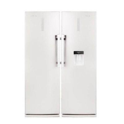 یخچال فریزر دوقلو اکسنت ACCENT مدل ویانا کد 730 رنگ سفید