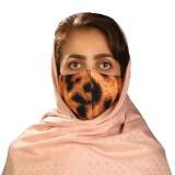 ماسک پارچه ای مدل پونه