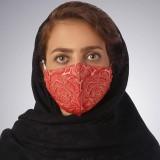 ماسک پارچه ای مدل گل دخت