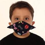 ماسک پارچه ای مدل پرواز