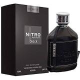ادوپرفیوم مردانه دیومونت مدل NITRO black