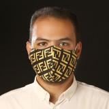 ماسک پارچه ای مدل هورمهر