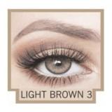 لنز اینوآر Light brown 3