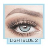 لنز اینوآر Light blue 2