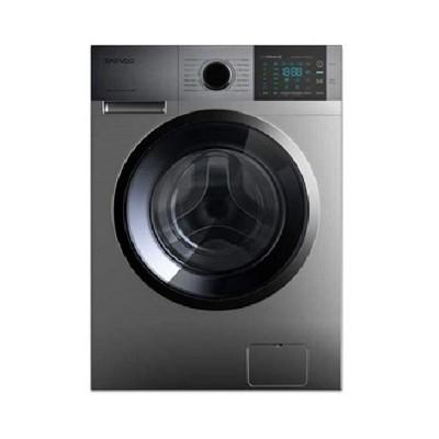 ماشین لباسشویی اتوماتیک 8 کیلویی دوو مدلDWK PRO82SS سیلور