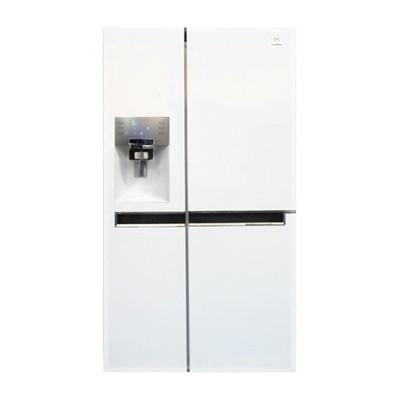 یخچال و فریزر ساید بای ساید دوو سری Prime 3 مدل D2S 0036 سفید
