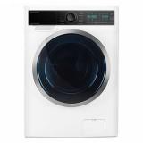 ماشین لباسشویی اتوماتیک 8 کیلویی دوو مدل DWK Life82TB سفید با پنل مشکی