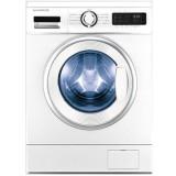 ماشین لباسشویی دوو تمام هوشمند 8 کیلویی مدل DWK 83141 سفید با درب سفید