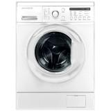 ماشین لباسشویی دوو تمام هوشمند 8 کیلویی مدل DWK 82141 سفید با درب سفید