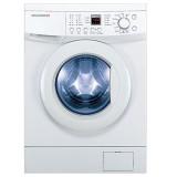 ماشین لباسشویی دوو تمام هوشمند 8 کیلویی مدل DWK 81141 سفید با درب سفید