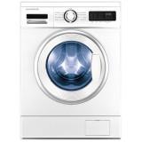 ماشین لباسشویی دوو تمام هوشمند 8 کیلویی مدل DWK 8310T سفید با درب سفید