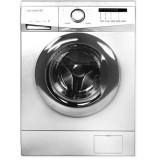ماشین لباسشویی دوو تمام هوشمند7 کیلویی مدل DWK 7112C سفید با درب کروم