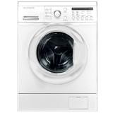 ماشین لباسشویی دوو تمام هوشمند 8 کیلویی مدلDWK 8210CT سفید با درب کروم