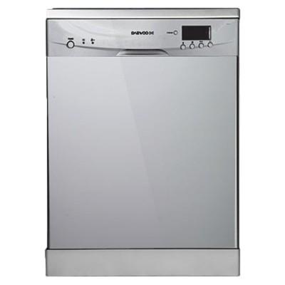 ماشین ظرفشویی دوو سری 12نفره مدل DDW-M1223 نقره ای