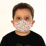 ماسک پارچه ای مدل بهاوند
