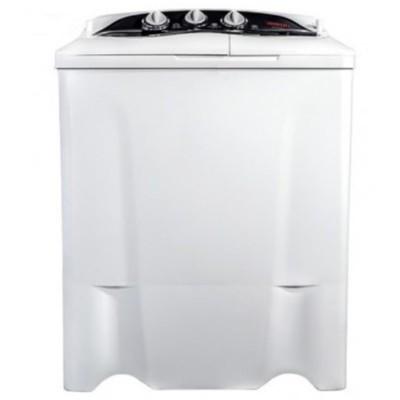 ماشین لباسشویی دوقلو 6.5 کیلویی اسنوا مدل 6515 سفید
