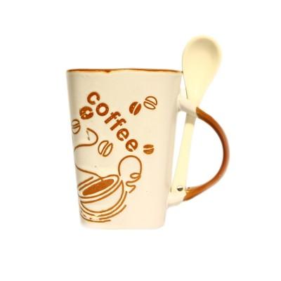 لیوان طرح Coffee