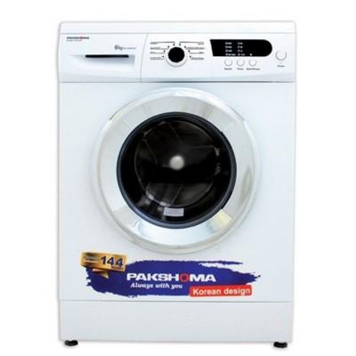 ماشین لباسشویی پاکشوما WFU-6081WT