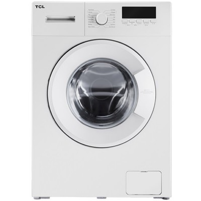 ماشین لباسشویی 6 کیلویی تی سی ال مدل TWE-600 سفید