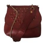 کیف مجلسی زنانه با چرم طبیعی مدل گیتی